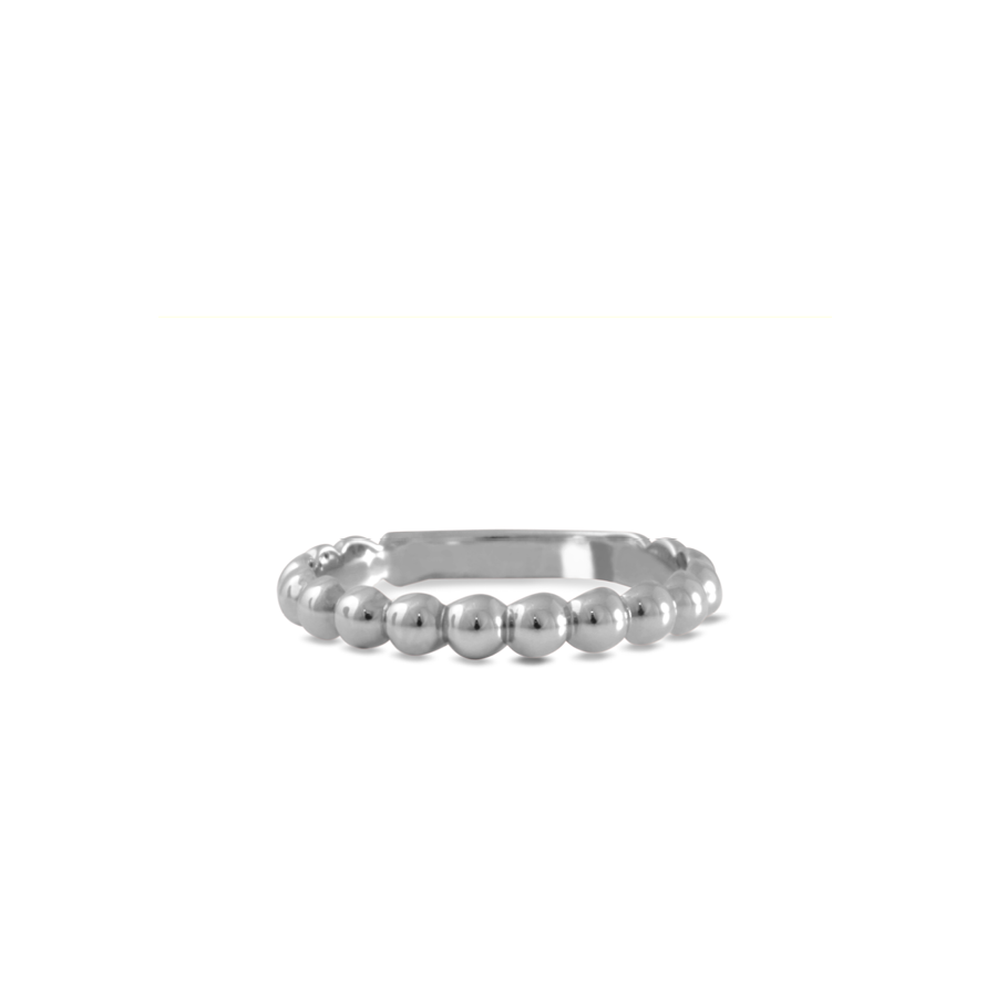 Round Eternity Ring