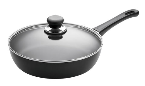 Scanpan Classic 2.5L Saute Pan with Lid