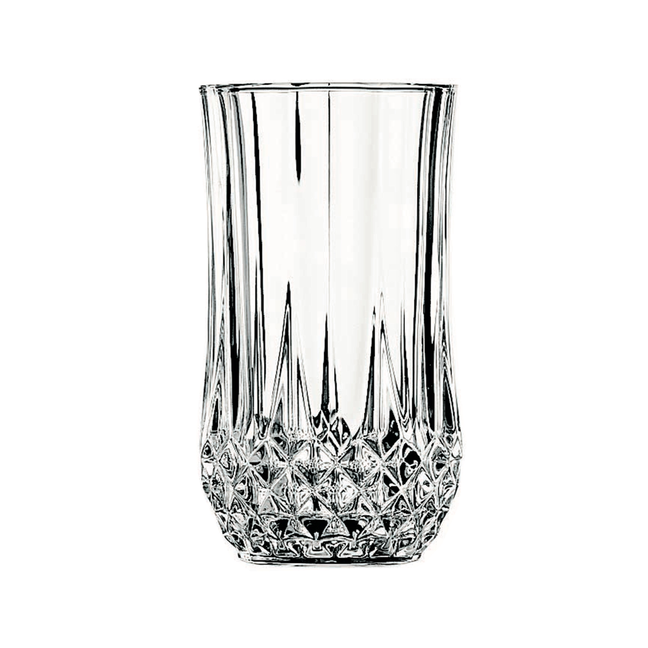 Cristal D Arques Highball Glasses