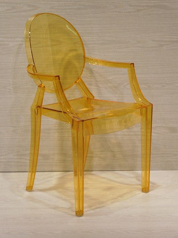 Replica Coloured Ghost Chair