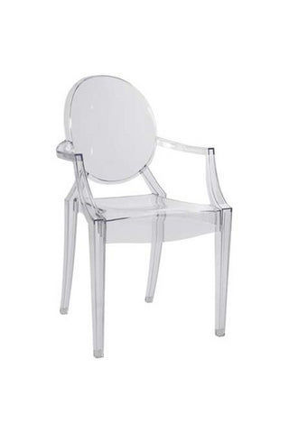 Replica Clear Ghost Chair
