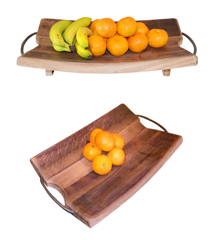 Trudeau Small Fruit Bowl