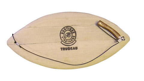 Trudeau Oval Board with Knife