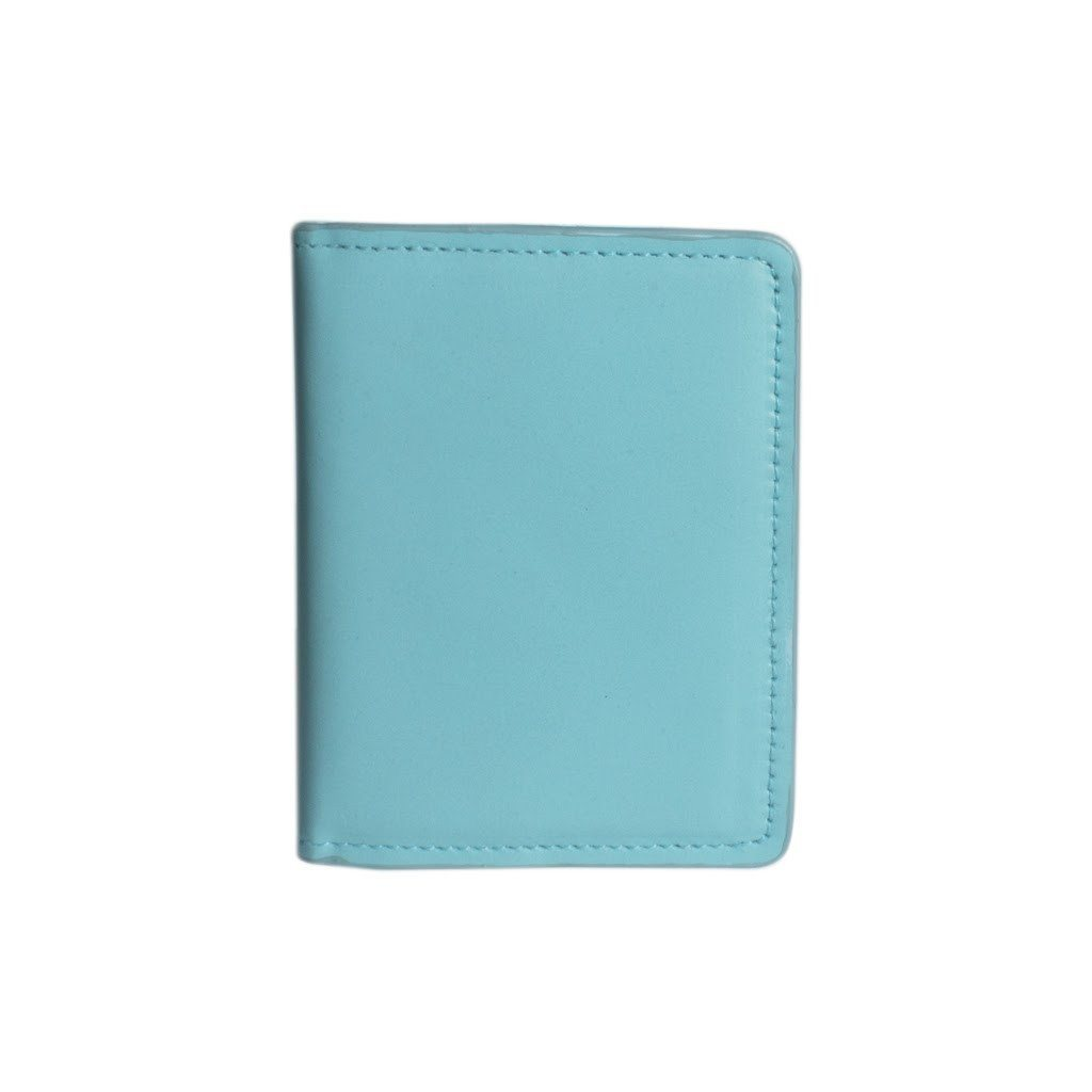 Card Wallet - Aqua - Blumera