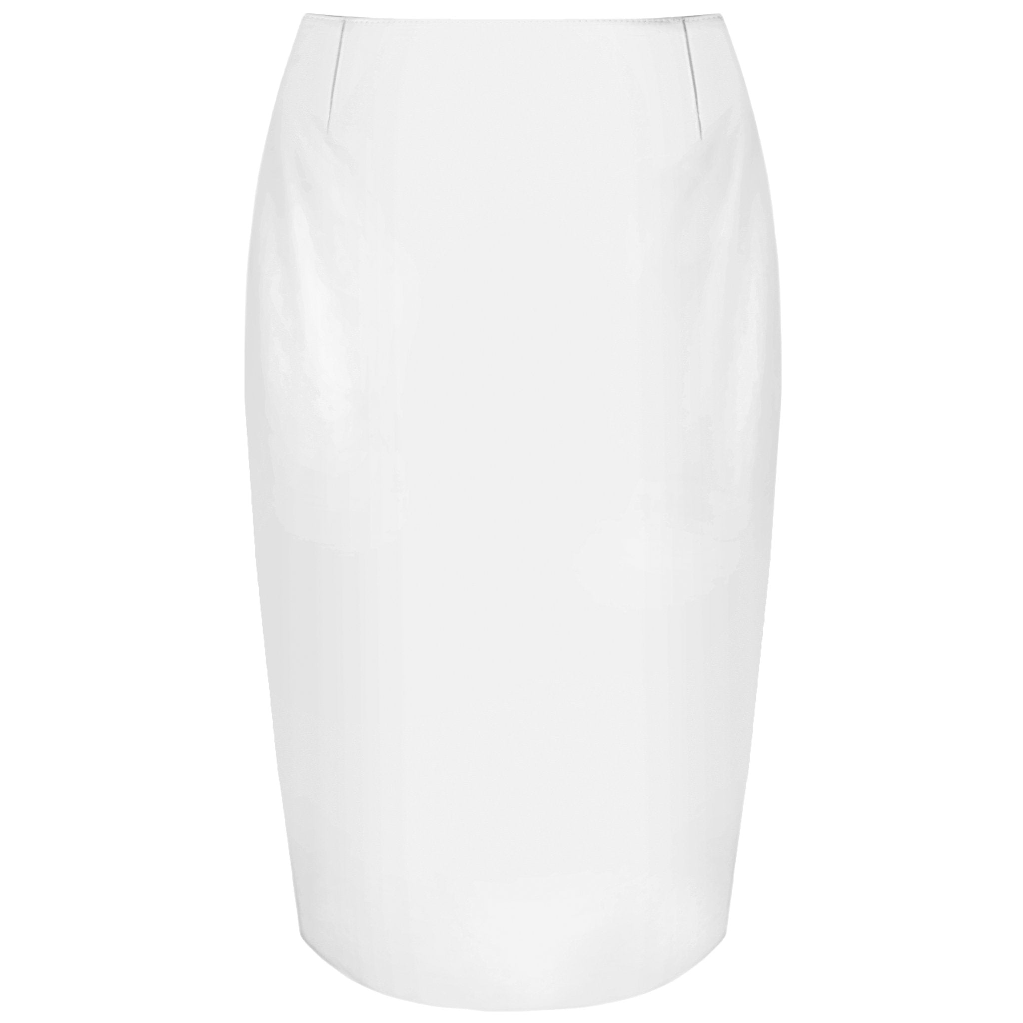 Lambskin Skirt (available in more colors) - Blumera