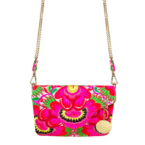 Nadine Jungle Crossbody Mini - Blumera