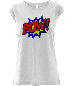 POW! Women's Tencel Blend Sleeveless Top