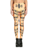 OUIJA BOARD LEGGINGS
