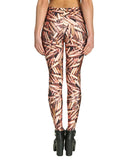 ammunition leggings - bullet leggings front view two