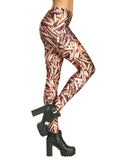 ammunition leggings - bullet leggings side view