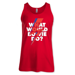 What Would Bowie Do? Tank Top