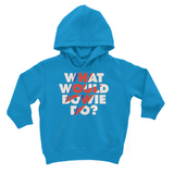 What Would Bowie Do? Kids Hoodie