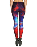 PURPLE NEBULA LEGGINGS