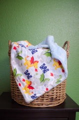 Build your own Fairy Tale baby blanket