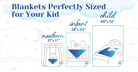 Blankets Perfectly Sized for Your Kid