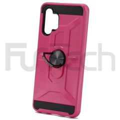 Samsung A32 Ring Armor Case Color Pink