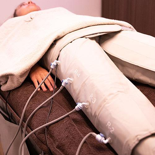 Pressoterapia corpo - Salon De Beauté