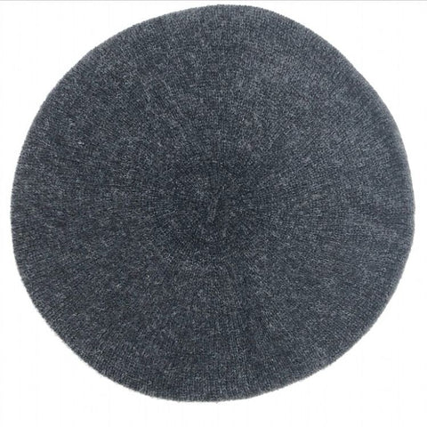 Ladies Beret - Black