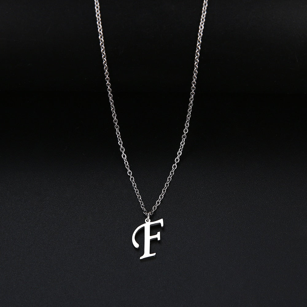 Stainless Steel Necklace Glamour Jewelry