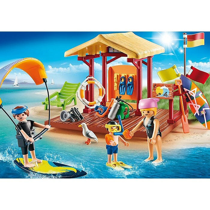 Playmobil 70090 Family Fun Water Sports Lesson