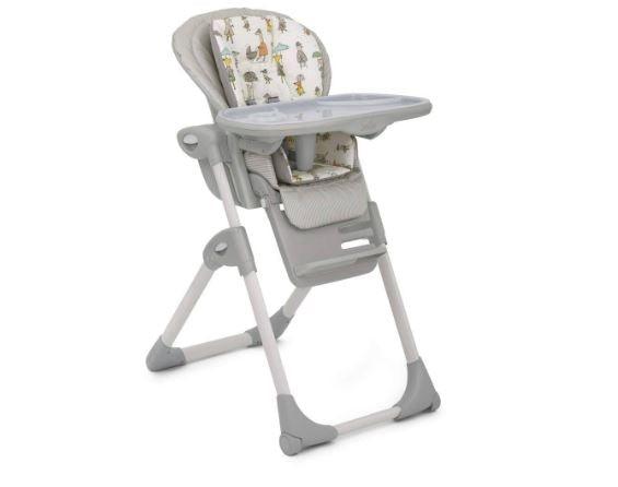Joie Mimzy 2 in 1 Highchair In The Rain
