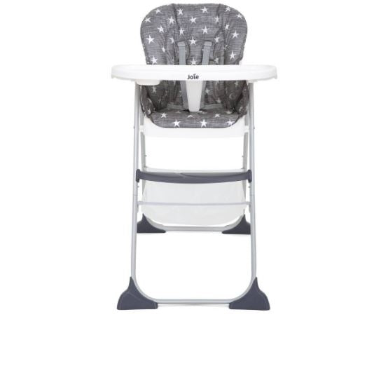 Joie Mimzy Snacker High Chair - Twinkle Linen