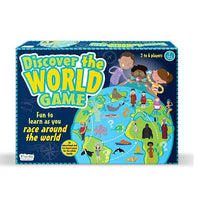 Fiesta Crafts Discover The World Game