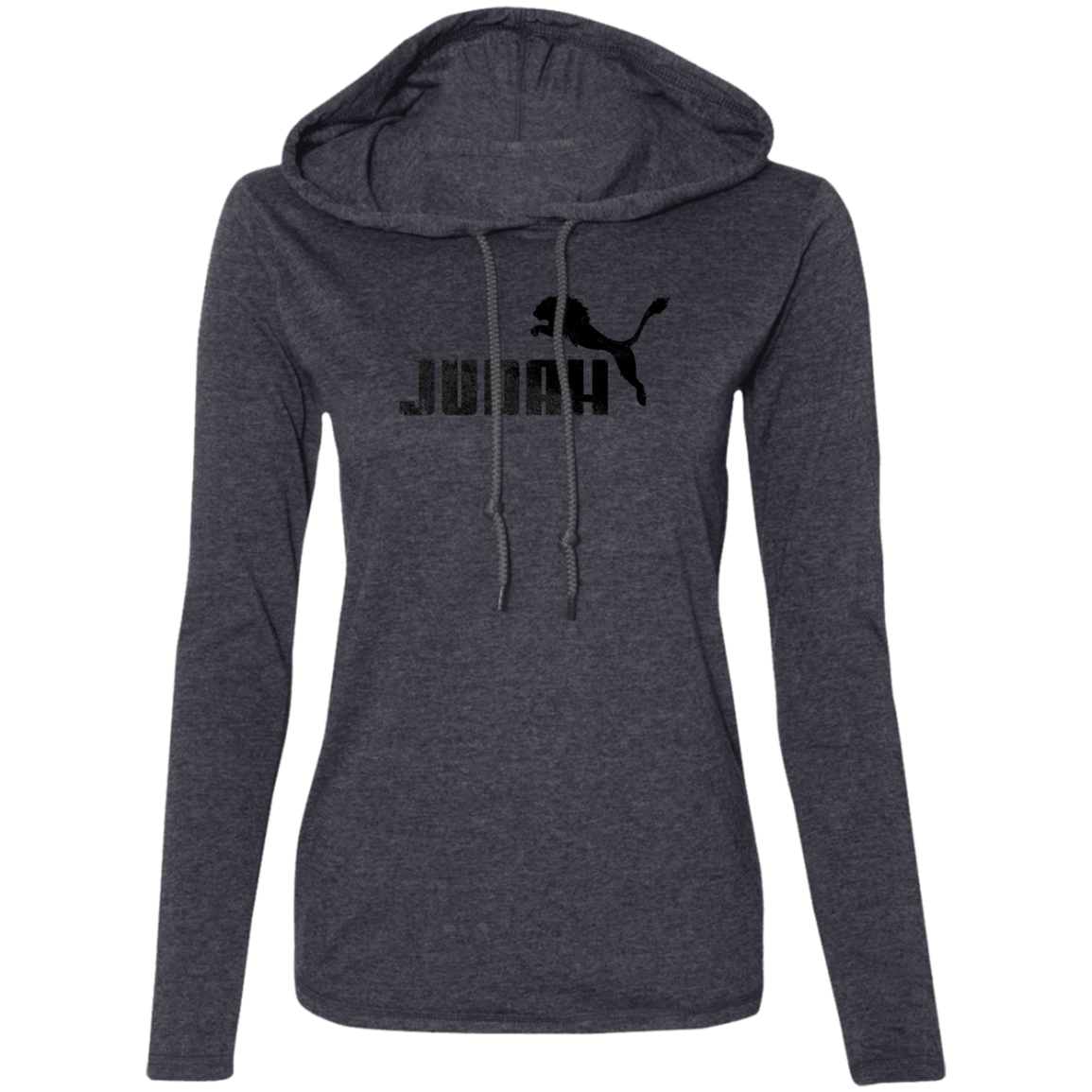 JF Judah Signature Hooded Tshirt (w)