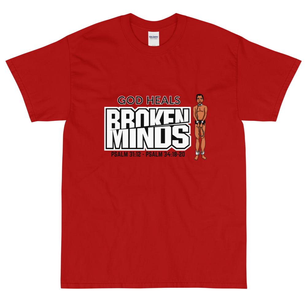 JF BrokenMinds Short Sleeve T-Shirt