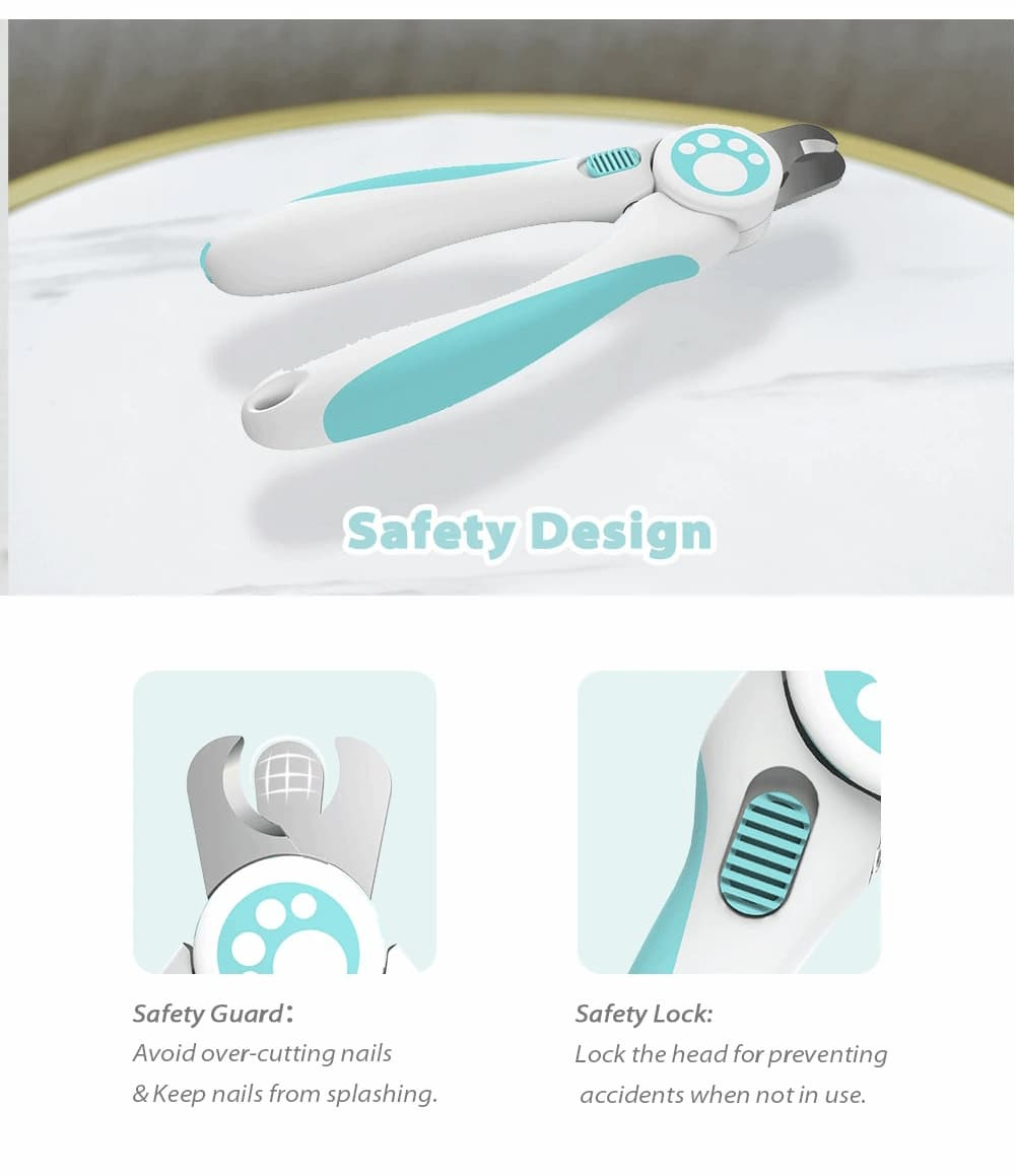 Safty Pet Nail Clippers