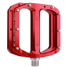 Burgtec Penthouse Flat Mk4 Pedals - Steel Axle  (Free Postage)