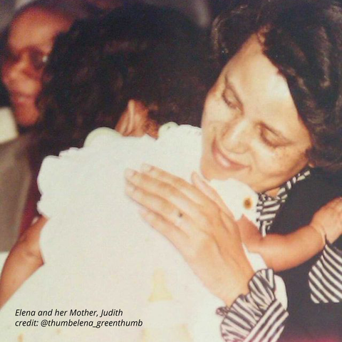Judith and her Daughter Elena