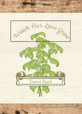 Watch Our Love Grow