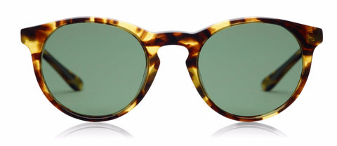Lisboa Yellow&Green | SKOG Eyewear