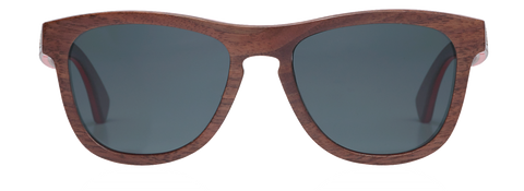 Arrifana | Wooden Sunglasses | Wood Sunglasses | SKOG Eyewear