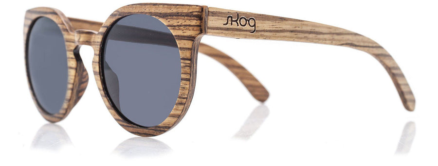 Cannes | Wooden Sunglasses | Wood Sunglasses | SKOG Eyewear