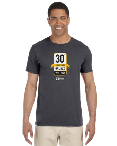 30th Anniversary Butterwash Straight Fit Tee