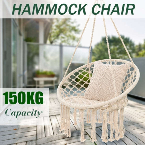 TIGMINO Round Hammock Swing Hanging Chair