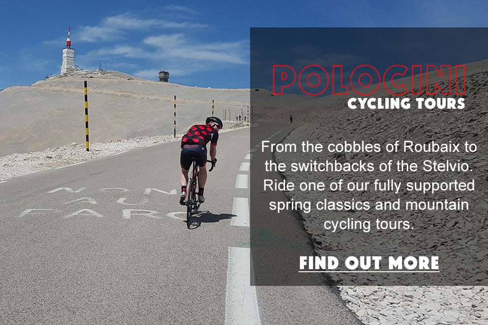 Cycling Tours across Europe and the UK