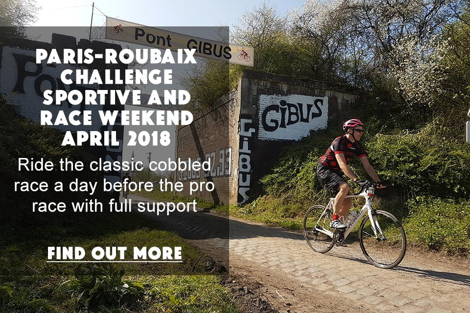 Paris-Roubaix Challenge Sportive and Race Weekend 2018 - April