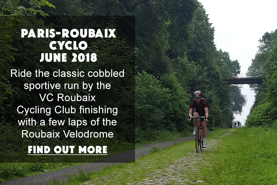 Paris-Roubaix Cyclo - June 2018
