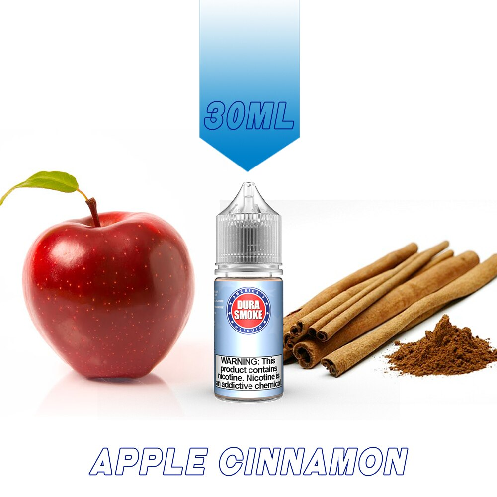 Apple Cinnamon DuraSmoke® eLiquid