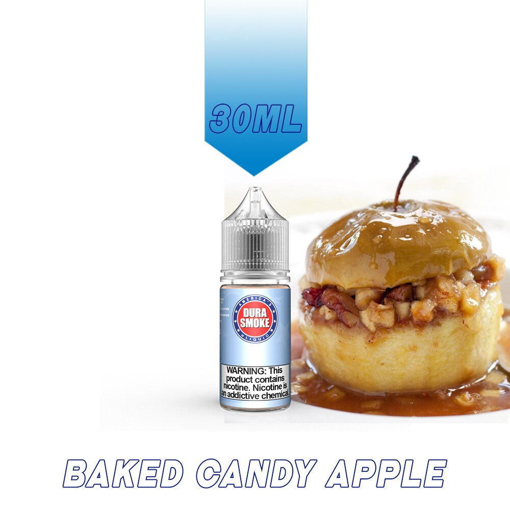 DuraSmoke® Baked Candy Apple eLiquid