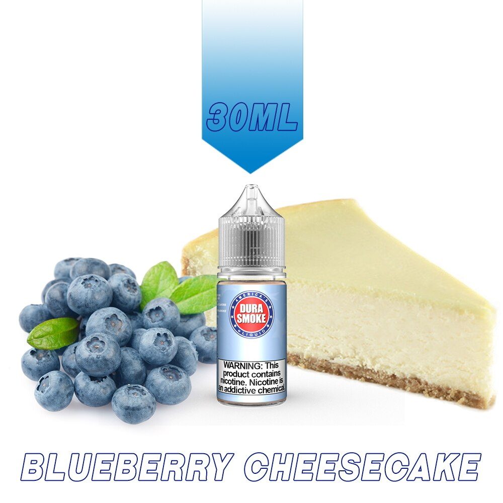 Blueberry Cheesecake DuraSmoke® eLiquid