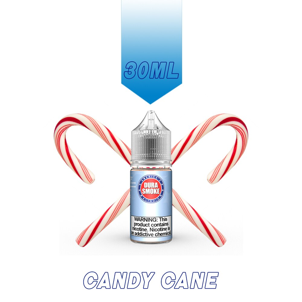 Wonderful seasonal flavor of candy cane