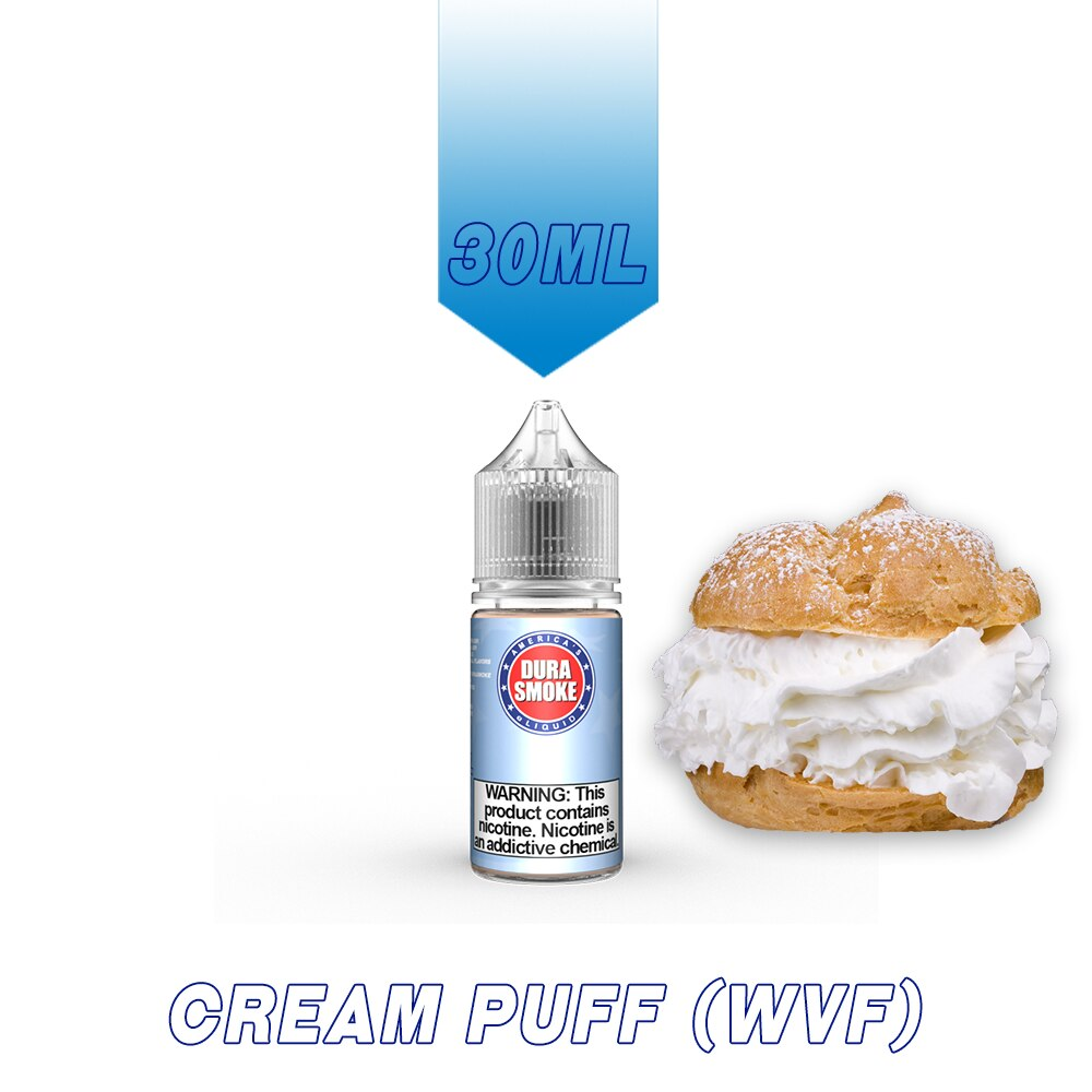 Cream Puff (WVF) DuraSmoke® eLiquid