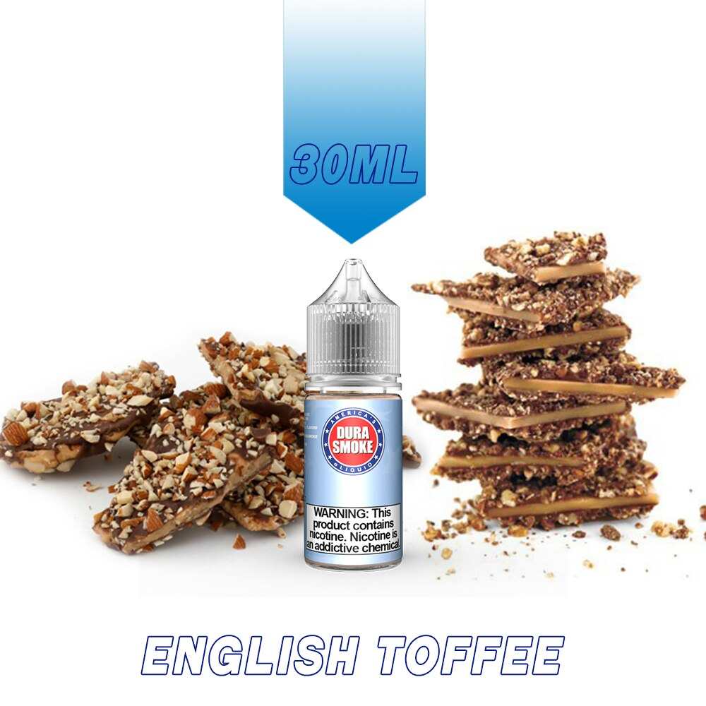 English Toffee DuraSmoke® eLiquid