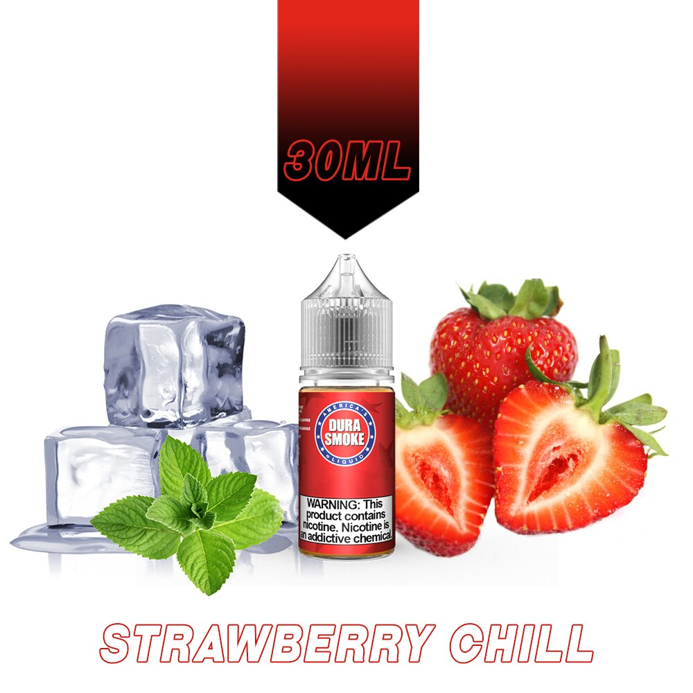 Strawberry Chill Red Label | DuraSmoke®