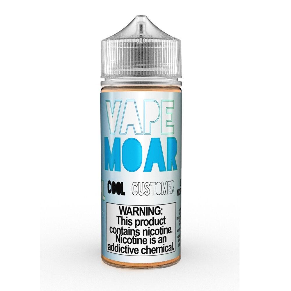 Cool Customer Eliquid - 120 mL, from Vape Moar
