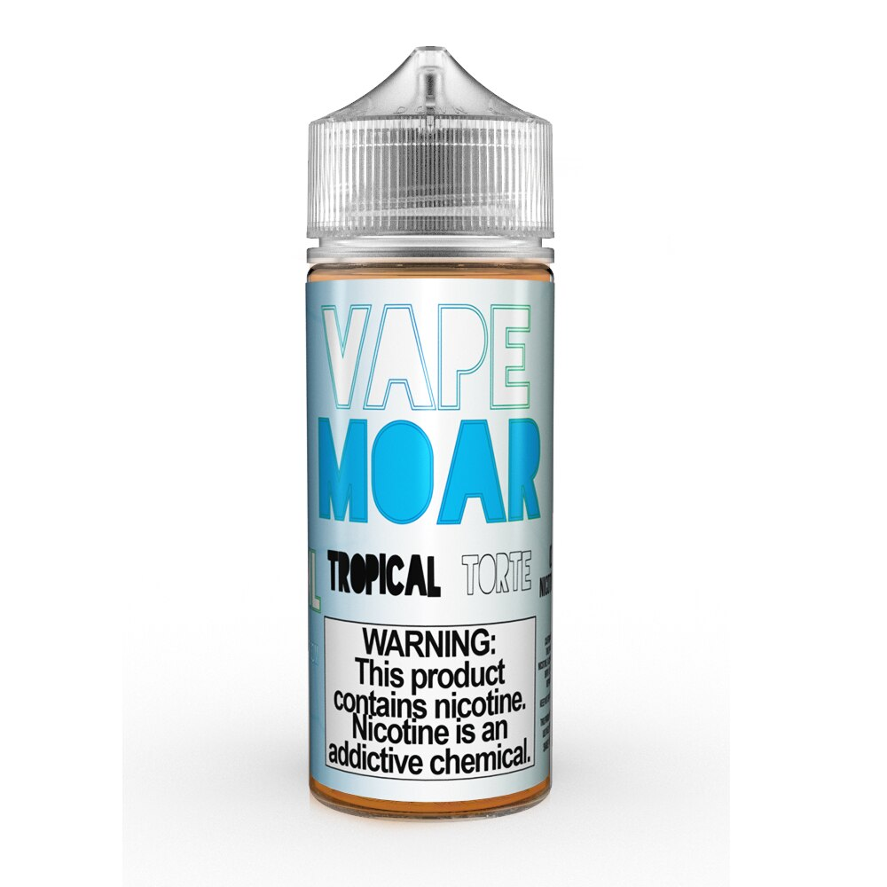 Tropical Torte Eliquid - 120 mL, from Vape Moar